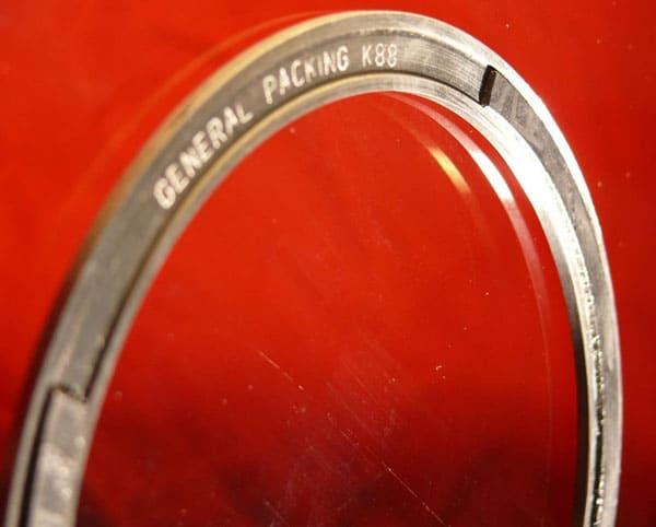 K88 guarnizioni metalliche euroseal