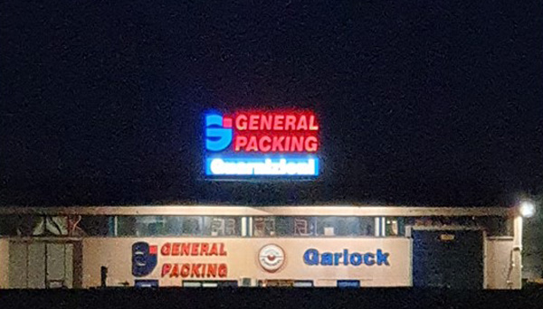 insegna general packing