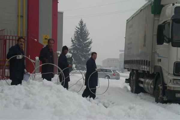 Guarnizioni neve
